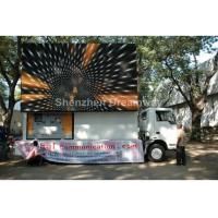 Wholesale Square Static P 16 Rotatable Truck Mobile LED Display Full Color With 256 by 256 mm from china suppliers