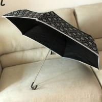 Wholesale New Folding Windproof Anti UV Clear/Rain Korean Lacework Princess Umbrella from china suppliers