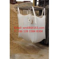 Wholesale 1 Ton Bulk bags super sack bags PP woven bulk bags for Building / Construcation from china suppliers