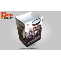 Buy cheap ODM Corrugated Dump Bin Display Storage Piont Of Purchase Display from wholesalers