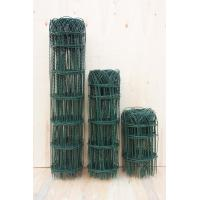 Wholesale Weaving Garden Border Fence Edging , Green Decorative Garden Fencing from china suppliers