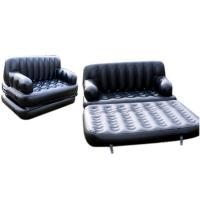 China Durable Inflatable Air Beds Or Sofa Customized For Living Room on sale