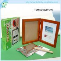 China Baby Art Kit Deluxe (Hand and Foot Print Casting) on sale