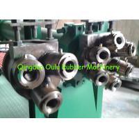 Wholesale Electrical Control Rubber Processing Equipment Customized Extruder Head / Mould from china suppliers