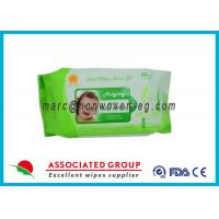 Wholesale Portable Individually Wrapped Baby Wipes Organic Family Pack 80Pcs from china suppliers