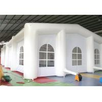 Wholesale 0.9 MM PVC Tarpaulin Airtight Tent ,  Inflatable Tent For Event and Show from china suppliers