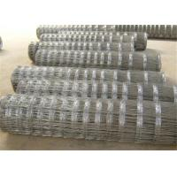 Wholesale Economical Friendly Hot Dipped Galvanised Field Wire Fence For Grassland from china suppliers