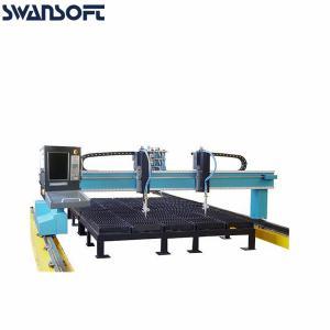 China High Definition Precision Light CNC Gantry Type Plasma Flame Cutting Machine Plasma Cutter on sale