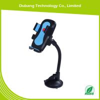 Quality Gooseneck Car Mount Phone Holder , Car Windshield Mount Holder for sale