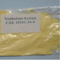 Quality Muscle Growth Steroids yellow Powders Trenbolone Acetate  for Bodybuilder Muscle Enhancement for sale