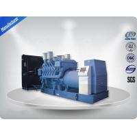Wholesale MTU Engine Heavy Duty Diesel Generator 24V DC Electric 50hz 2250-2500 kw / kva from china suppliers