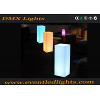 Wholesale Color Changing Remote Control Led Pillar Column Light Garden Lighting from china suppliers