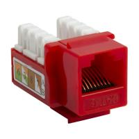 Wholesale 90 Degree Toolless Type Unshielded RJ45 Cat6 Keystone Jack from china suppliers
