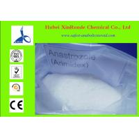 Wholesale Raw Material Analysis Pharmaceuticals Anastrozole Powder CAS120511-73-1 from china suppliers
