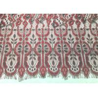 Buy cheap Machine knitted Jacquard  Eyelash Lace Trim 150cm / 60