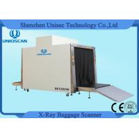 Wholesale 1.5*1.5m Tunnel Big Size Cargo X - ray Scanning System with 500 Kg Conveyor Load from china suppliers