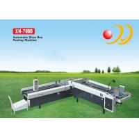 Buy cheap Newly developed Automatic counting Folder Gluer Machine for Corrugated Shoe Box from wholesalers