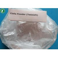 Wholesale High Purity Tadalafil Cialis Sex Steroid Hormones  to Treat ED in Males CAS 171596-29-5 from china suppliers
