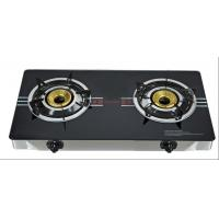 Wholesale Kitchen 2 Burner Table Top Gas Stove With Tempered Glass Top from china suppliers