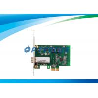 Wholesale PCI Express Ethernet Card 1000Mbps / Port PC network adapter driver Intel 82583V Gigabit Controller from china suppliers