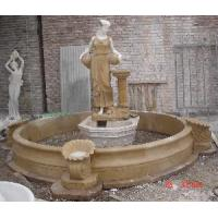Wholesale Carved Marble Fountain / Garden Fountain (LY-090) from china suppliers