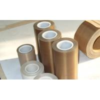 Buy cheap Adhesive Ptfe Teflon Tape Coated With Silicone , Chemical Resistant from wholesalers