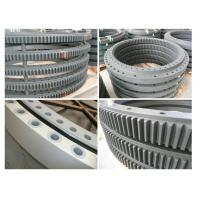 Wholesale XBR roller slew bearing , external / internal gear slewing ring bearing , conveyors slewing bearing gears from china suppliers