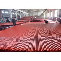 Wholesale ASTM A53 Erw Welded Mild Steel Round Tube Non - Alloy , 2-12m Length from china suppliers