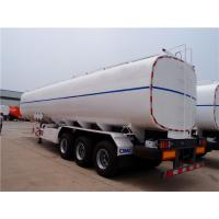 Quality 3 axle fuel/ diesel / oil / petrol Tanker semi trailers for sale for sale
