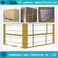 Wholesale high quality pallets corner guard board/paper corner guard/paper protect from china suppliers