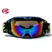 Wholesale Protective Cover Snowboard Ski Goggles Polarized with Replacement Strap from china suppliers
