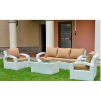 Wholesale synthetic fiber rattan baroque sofa rattan garden gazebo china supplier from china suppliers