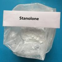 Wholesale White Muscle Building Steroids Stanolone 521-18-6 For Healthy Bodybuilding Supplements from china suppliers