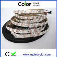 Wholesale DC5V 60led 60pixel/m apa104 individually addressable led strip from china suppliers