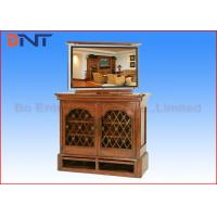 Wholesale 32 - 53 Inch Motorized TV Lift Mechanism With Automatic 360 Rotation from china suppliers