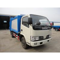 Wholesale 2017s best seller DONGFENG 3ton compression garbage truck for sale,factory sale dongfeng 4cbm garbage compactor truck from china suppliers