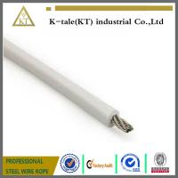 Wholesale 7x19 PU coated Stainless steel wire rope (1.8mm PU 2.38mm) from china suppliers