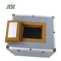 Buy cheap 94 L Vacuum Insulated Panel Ice Cream Carrier , PE Plastic Cooler Ice Box Container from wholesalers