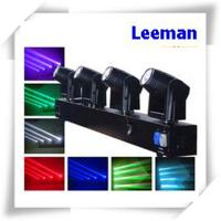 Wholesale Color Change LED Beam Moving Head Light For Flow Performance / Bars , 4 Head Light from china suppliers