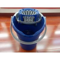 Wholesale 12 Liters Plastic Wring Bucket 360 Spin Mops For Clean hard wood floors and tile from china suppliers