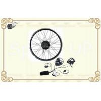 Wholesale 36V DC Gear Hub Motor Ebike Conversion Kit , Wheel Electric Bicycle Conversion Kits from china suppliers