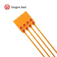 Wholesale TXPS601 High demand products in china security plastic seals with logo mark in lable from china suppliers
