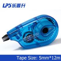 Wholesale LPS Correction Supplies New Blue Colored Correction Tape Runner W90076 from china suppliers