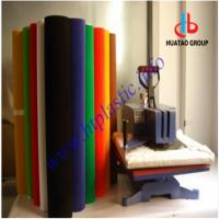 Wholesale PVC rolls for extrude packing / plastic sheets rolls from china suppliers