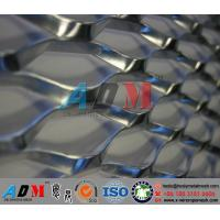 Wholesale Al expanded Decorative Mesh, Aluminium Expanded Metal, Metal Mesh Cladding from china suppliers