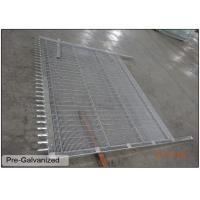 Wholesale High Density 358 anti climb prison fence with square post from china suppliers