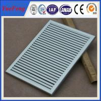 Wholesale Best quality Aluminum product for shutter door from china suppliers