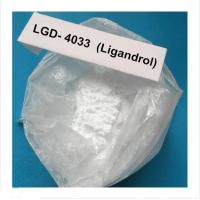 Wholesale LGD-4033 SARMs Steroids CAS 1165910-22-4 for Fat Loss / sarms bodybuilding from china suppliers