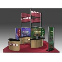Wholesale Digital Advertising Boards For Shopping Malls With OEM , Floor Standing Kiosk from china suppliers