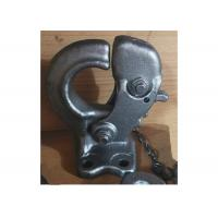 Wholesale 1541 Alloy Steel Forged Steel Parts Forging Towing Hook Parts For Autocar from china suppliers